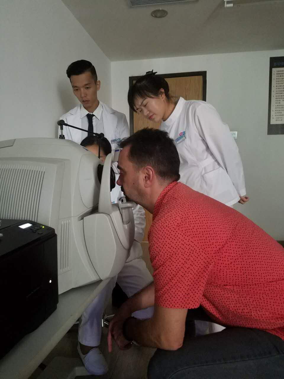 Ovidiu simion a verificat în spital.