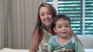 """Spina Bifida Tratamentul cu celule stem aduce """"îmbunătățiri nenumărate"""" pentru Matheus"""